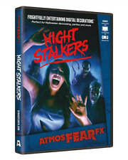 AtmosFX Halloween Beamer Projektions DVD Night Stalkers Screamstore Exklusiv