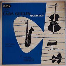 LARS GULLIN QUARTET: Rare Sweden Jazz EmARCY EP Super Rare 50s VG++ 45