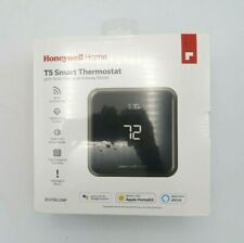 Honeywell Home T5 Smart Thermostat w/Auto Home & Away Mode Black Digital New