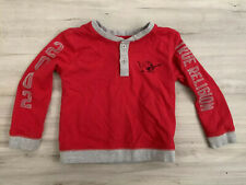 Baby True Religion Boys 24 Month Long Sleeve T Shirt Graphic T Red