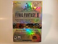 Final Fantasy XI Online: Vana'Diel Collection 2007