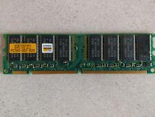Hyundai 64MB DDR Memory 168pin PC100-322-620 HYM7V651601-BTFG-10S