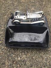 Vintage Lesney Chrome 1928 Mercedes 36/220 Tourer Car Ashtray Dish Table Weight
