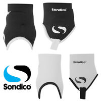 Ankle Guards Sondico Football Hockey Soccer Protectors Pads Shields Shin Adults