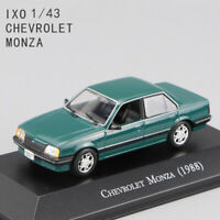 1:43 IXO 1988 CHEVROLET MONZA COLLECTIBLE DIECAST CAR MODEL DISPLAY GIFT