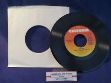 WHAM!  Like A Baby/Everything She Wants  45 RPM COLUMBIA RECORDS