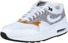 Original Women's Nike Air Max 1 SE White Trainers 881101 100