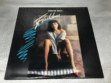 "Flashdance : Remastered Widescreen - 12""  Laserdisc 1983"