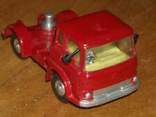 Corgi Repainted Red Bedford Tractor Unit with wing mirrors - Cab ONLY