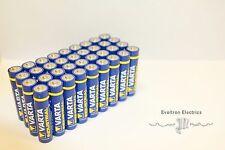 40 x Varta AAA industrial Mignon lr03 batería 1500mah 1,5v Alkaline
