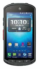 New Kyocera DuraForce E6560 16GB Black Unlocked AT&T GSM Android Smartphone WIFI