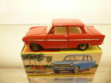DINKY TOYS FRANCE 540 OPEL KADETT A - RED 1:43  - GOOD CONDITION IN BOX