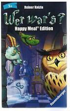 Wer War's ?- Happy Meal Edition - von Ravensburger - Mitbringspiel