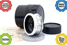ORION-15  6/28mm wideangle lens LEICA M MOUNT! *FINELY ADJUSTED!*
