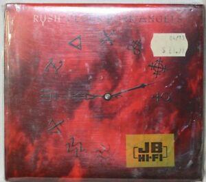 Rush – Clockwork Angels - Digipak   - New Sealed CD (C1370)