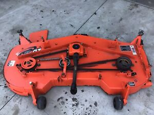 """Kubota ZD21 ZD25 ZD28 Pro 60"""" Mower Deck with Gearbox and Drive Shaft RCK60P-28Z"""