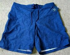 George Blue Men's Swimsuit Large NEW NEVER WORN