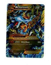 MEGA M CHARIZARD EX 108/106 MCharizard - ING Secret - Pokémon XY Flashfire!!!