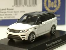 Busch LAND ROVER DISCOVERY compilata 51914