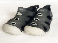 Waterproof Keen Boys Size 4 Black Stingray Sandals, Watershoes