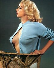 EVE MEYER SUPER STAR 8X10 PHOTO