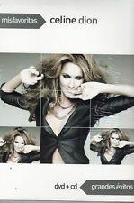 Celine Dione    17 SONGS CD/ 16 SONGS DVD SEALED  NEW DVD/CD