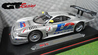 MERCEDES BENZ CLK LM D2 PRIVAT #1 1/18 MAISTO 38868 voiture miniature collection