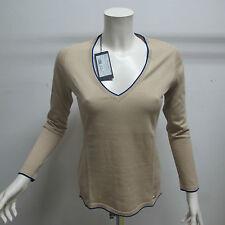 HARMONT&BLAINE maglione cotone donna art.HB32501 col.BEIGE tg.S estate 2012