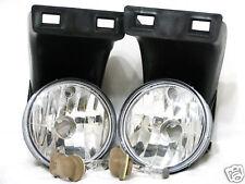 For 99-02 RAM Truck Pickup Driving Fog Light Lamp RL H One Pair W/2 Bulbs NEW