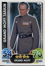 Star Wars Force Attax : Force Awakens Set 1 #36 Grand Moff Tarkin