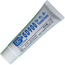 GD900 Thermal Paste Grease Compound Silicone High Performance Gray 30 Grams ST30