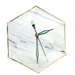 1set luminous Silent Quartz Wall Clock Spindle Movement Mechanism Part gtJ_eNIA