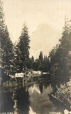 Pilsbury Pictures 1146 Photo Postcard Yosemite Valley & Half Dome