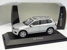 Schuco 1/43 - VW Touareg Silver