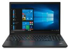 "Lenovo ThinkPad E15 15.6"" Intel Core i5 8GB RAM 256GB SSD Windows 10 Pro Black"
