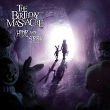Birthday Massacre, The - Hide And Seek NEW CD Digi