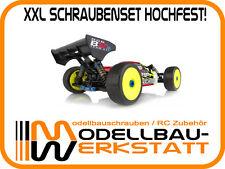 XXL Schrauben-Set für Team Associated RC8B3.1e Stahl hochfest Asso screw kit