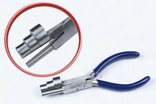 3 Stepped Wrap & Tap Pliers Jewellery Making Wires Crafts Top Quality Low Price