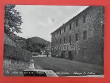 LA COLLINA Passo della Porretta albergo vespa lambretta Pistoia cartolina
