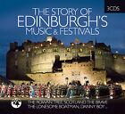 CD Edinburgh's Music Festival, The Story Of von Various Artists 3CDs