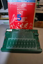 Vintage Computer Sports Games 1972 - ships worldwide!