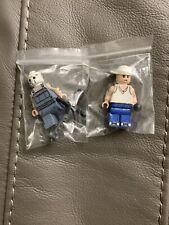 Eminem SSLP20 LEGO Mini Fig Minifigure Bundle D12 Slim Shady In hand