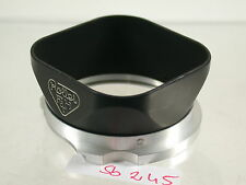 Original Rollei Rolleiflex Sonnenblende Lens Shade Hood Bajonett B II SB245(6)