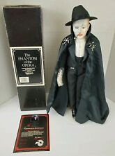 "Phantom of the Opera 16"" Doll ENESCO Limited Edition 2500 with Stand & Box NEW"