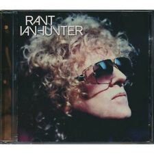 Music CD Ian Hunter Rant Fuel 2000 Rock Mott The Hopple Sealed Album  US Import