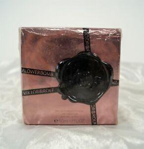 NIB SEALED Viktor & Rolf Ltd Ed 2006 Flowerbomb Extreme 1.7 oz Eau de Parfum EDP