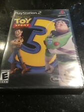 Toy Story 3 Playstation 2 Sony Ps2  Brand New Factory Sealed
