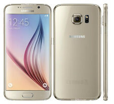 Samsung G920F Galaxy S6 - 32GB - Gold (Unlocked) Smartphone