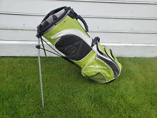 Dunlop Green Stand Cary Golf Bag w/ Bag Cover (Ls1928)