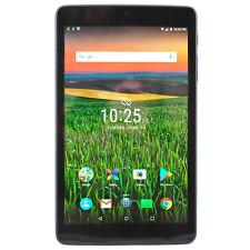 """Alcatel A30 8"""" Tablet 9024W 16GB Quad Core - Black - 👍Wi-Fi + 4G LTE T-Mobile👍"""